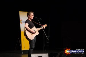 James Marsters Perth Supanova Expo Concert 2016-06-24