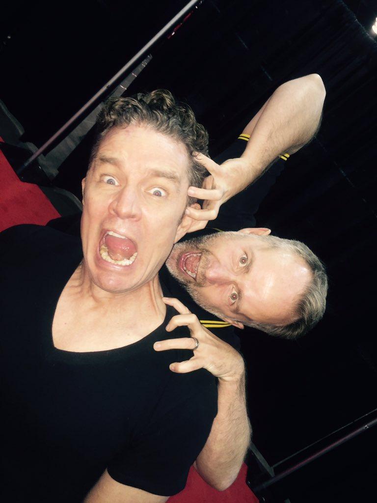 James Marsters & Billy Boyd MegaCon Fan Days 2015-11-21