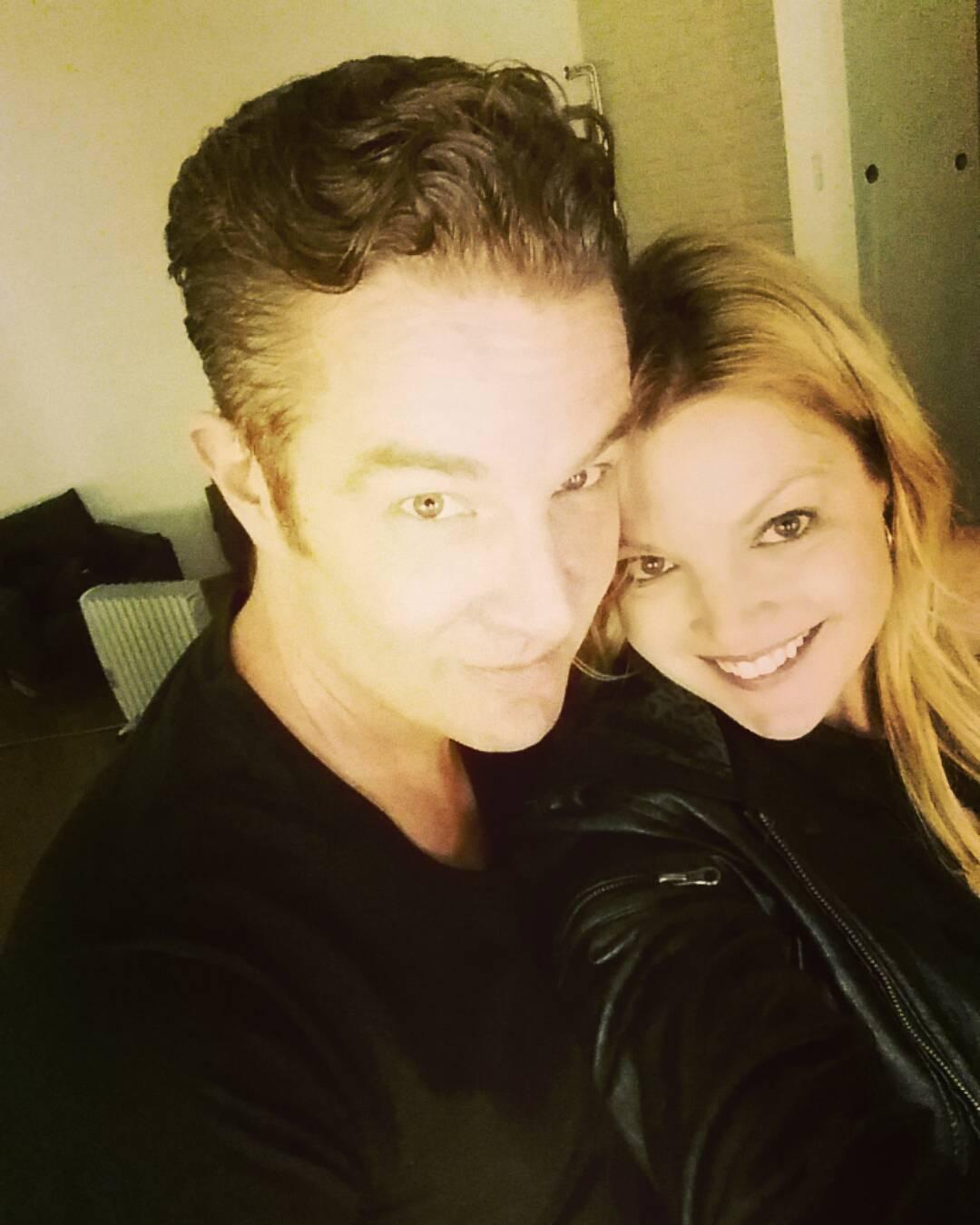 James Marsters & Clare Kramer Buffy Angel FanMeet 2016-01-30