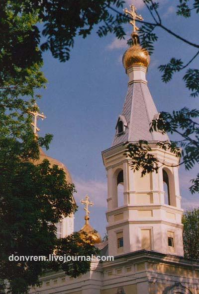 Петровка_храм