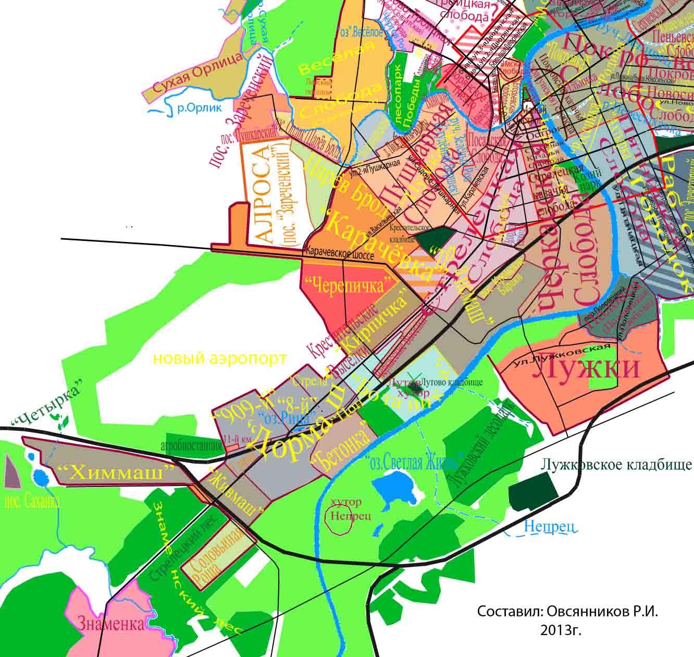 Предложения банков на карте Нариманова