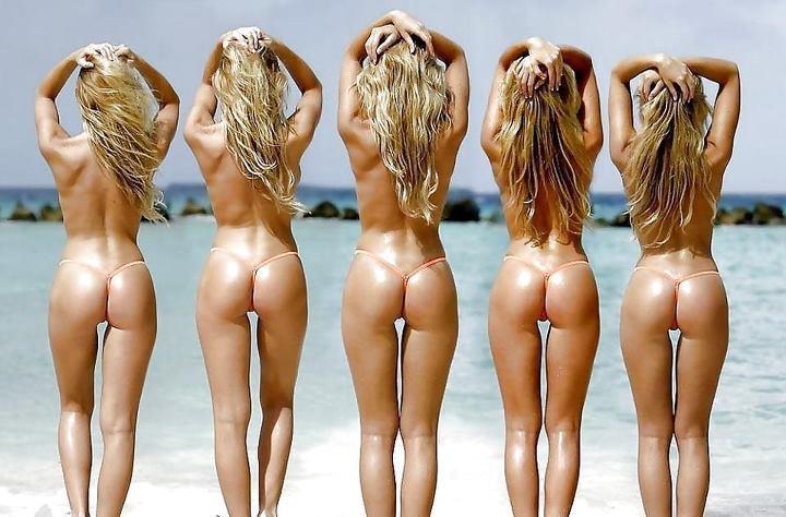 бесплатные фото красивые голые попки
