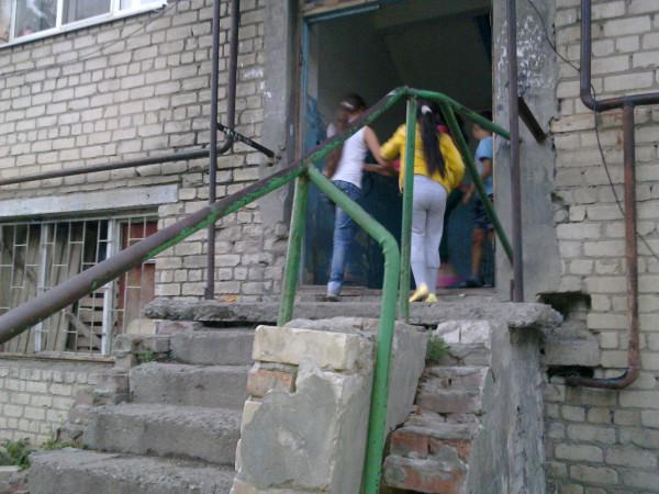 Общежитие по ул.Доватора 58 г.Черкесск