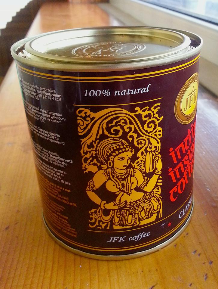 кофе из детства