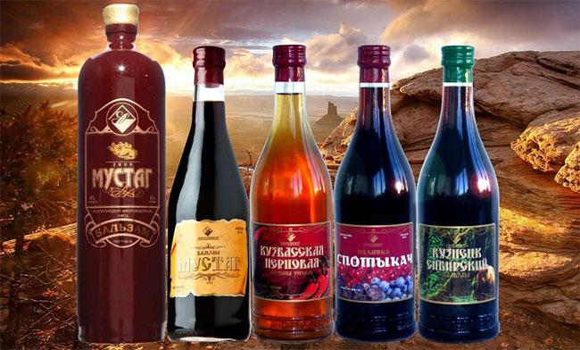 Кузбасские напитки