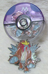 Master Ball Badge