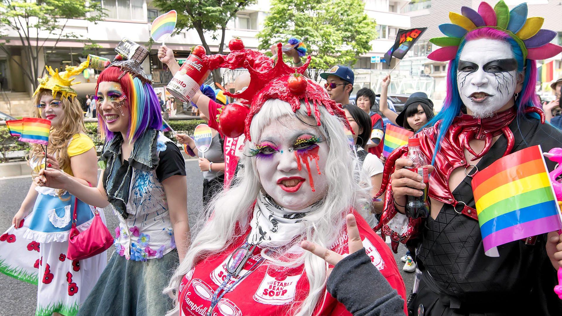Запад, содомия и Япония
