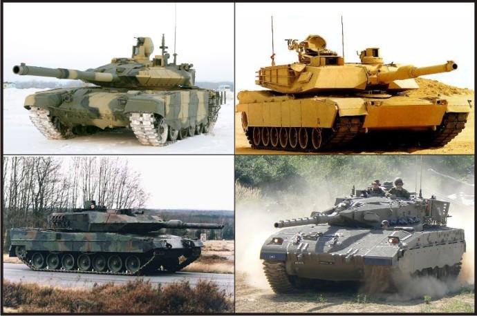Импорт / экспорт танков с 2007 по 2014 год и прогноз до 2018 года