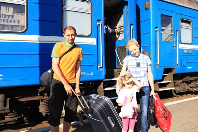 Один день в Дзержинске
