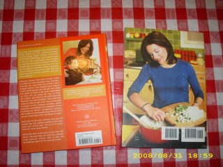 Rachael Ray - 3-Minute Meals 2 & Yum-o! - Back Covers