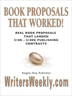 Book Proposals That Worked!