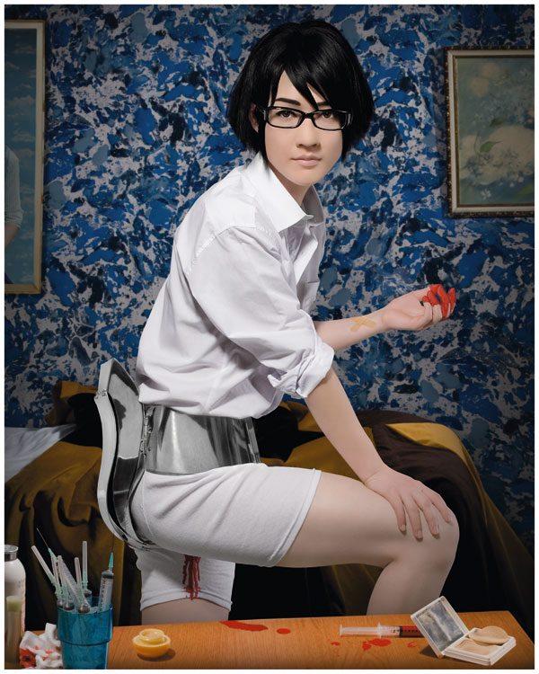 Hiromi Ozaki_машина для менстураций