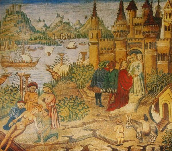 Константин Африканский: именитый врач, беглец и средневековый психиатр