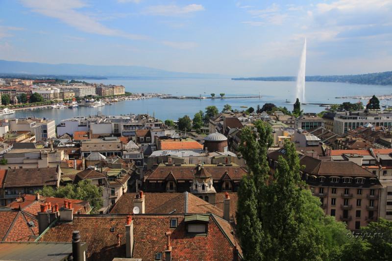 Расширение проекта: Швейцария.