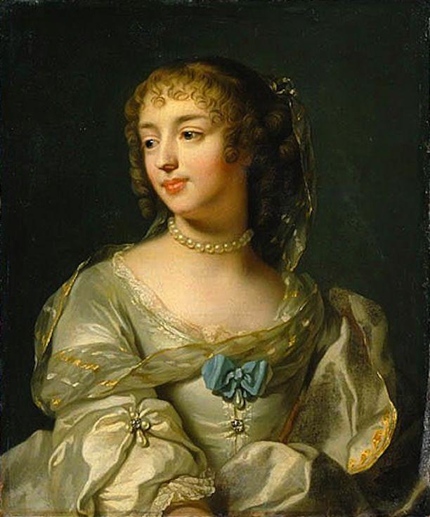 Мари де Рабютен-Шанталь, маркиза де Севинье