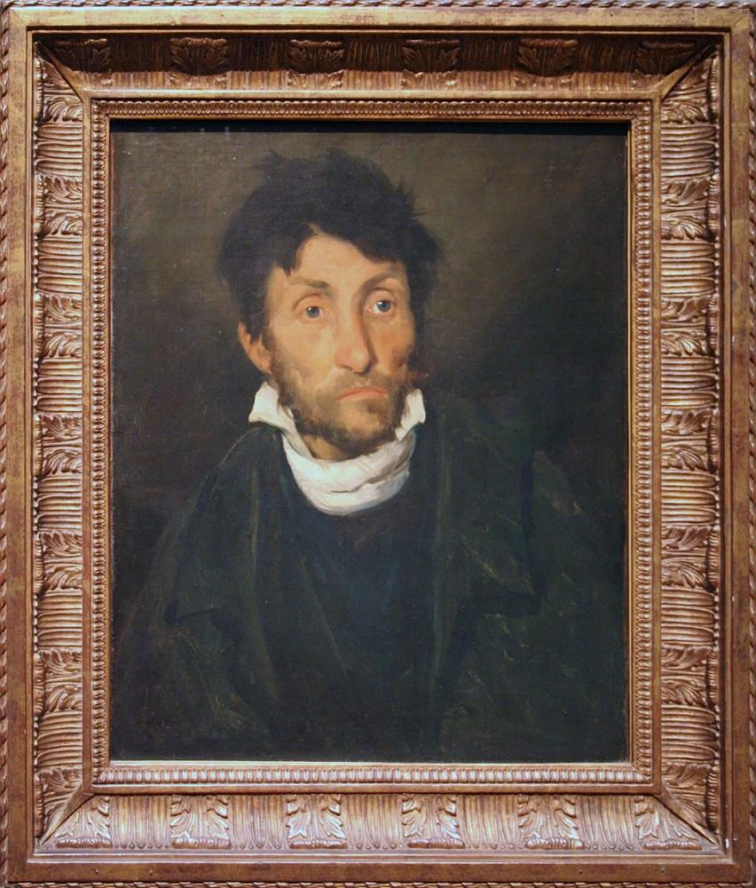 Портрет клептомана