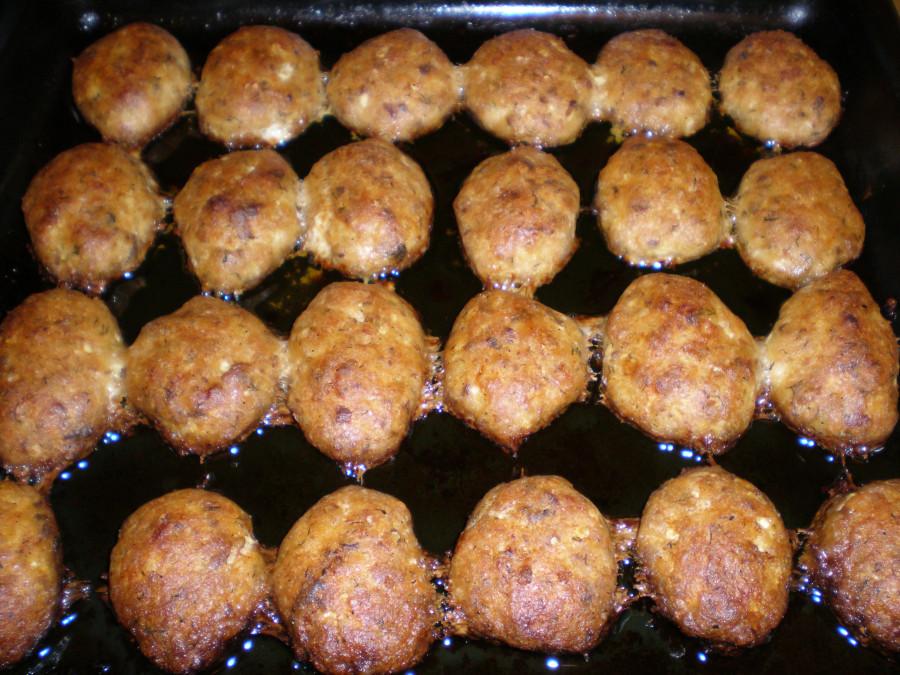 Котлеты из куриной печенки рецепт с фото