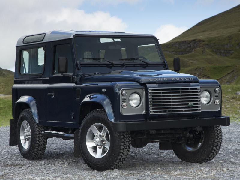 Land Rover_Defender_SUV 3 door_2007