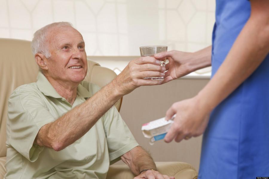 Уход за пациентом с болезнью Альцгеймера, часть третья