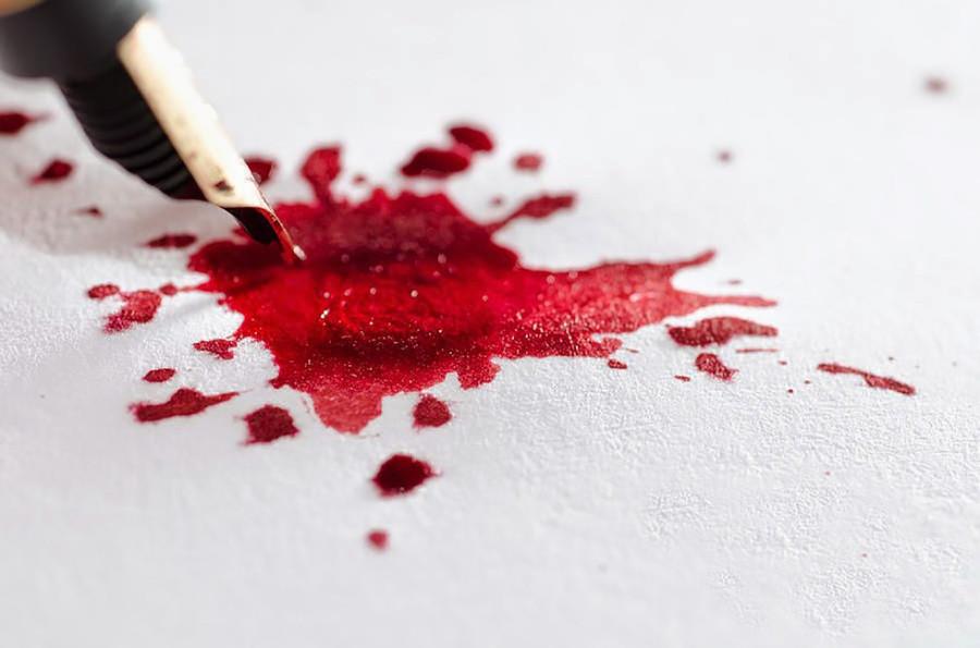 Писаное кровью