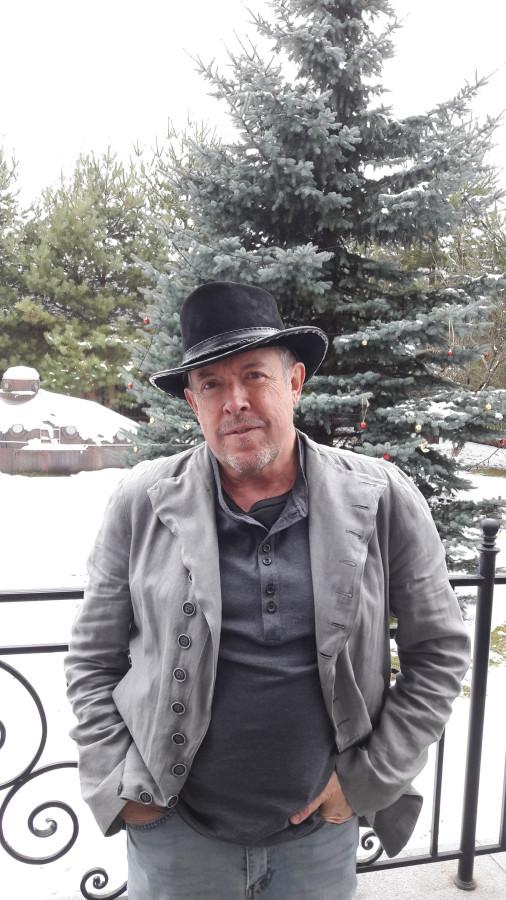 Доктор, шляпа и песчаный лис
