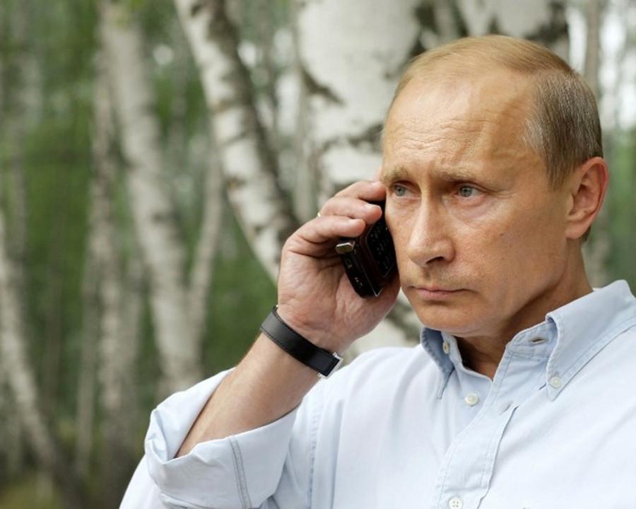 Только у тебя и у Путина