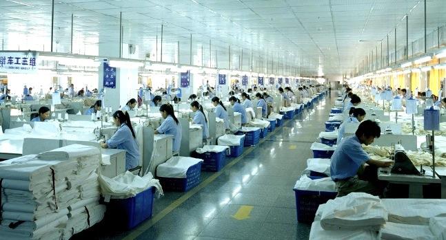 Китай больше не хочет быть всемирной фабрикой