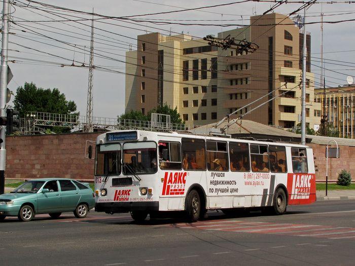 Троллейбус №31, Краснодар