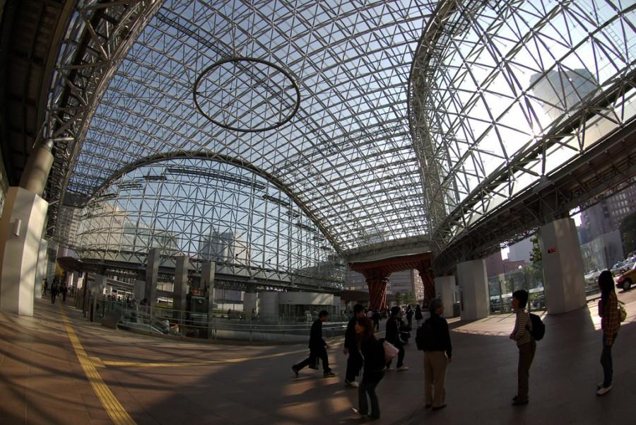 Kanazawa Station2