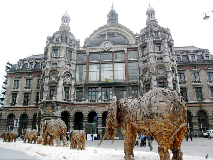 Antwerp Central Station1