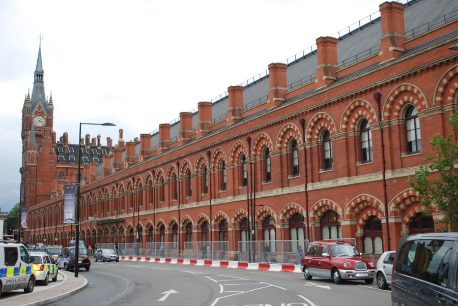 St. Pancras Station11