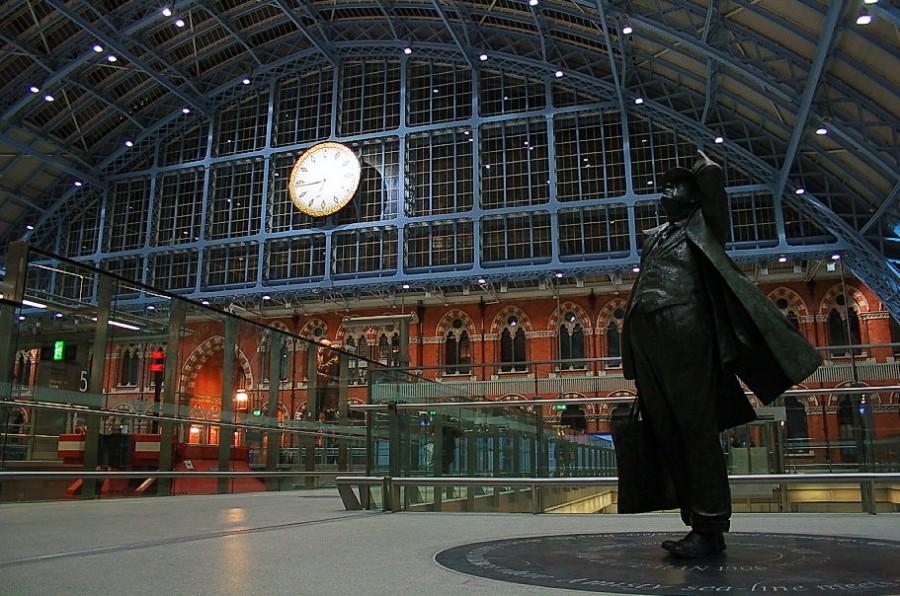 St. Pancras Station2