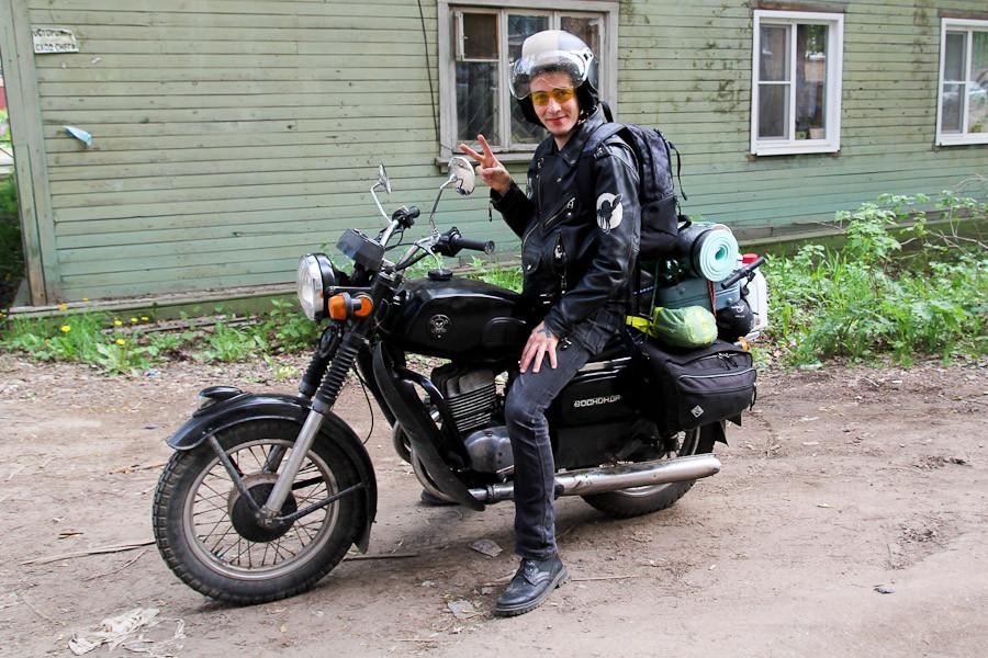 Продубас к истокам 2014. День первый.