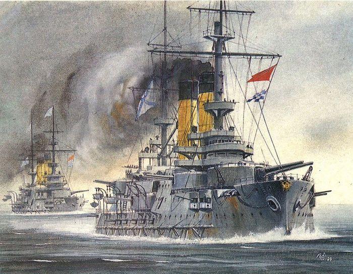 Tsusima_battleship