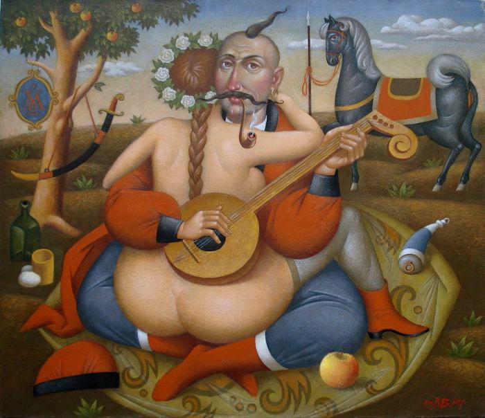 Эротика в искусстве
