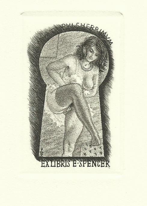 Ex Libris Van Karl Marten Andres