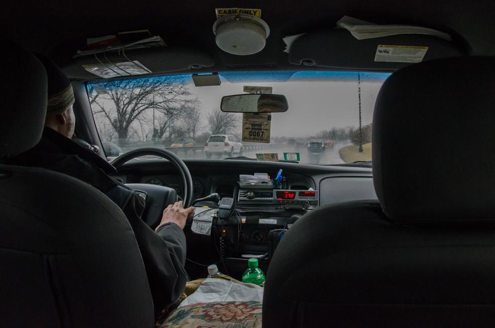 Такси в Вашингтоне
