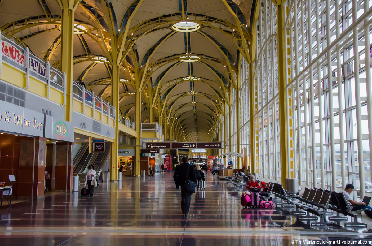 Ronald Reagan Washington Airport