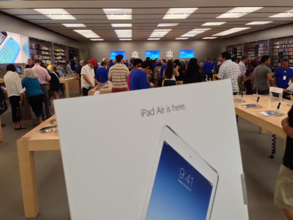 Apple Store Ipad Air
