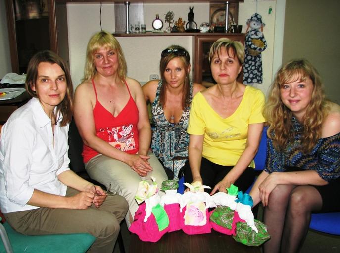 Мастерицы с куклами