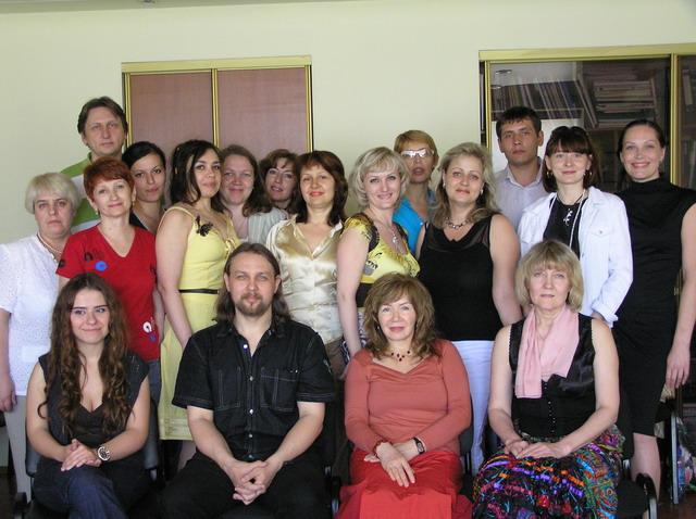 15 группа БК ПДП Новосибирск, 7.06.2008