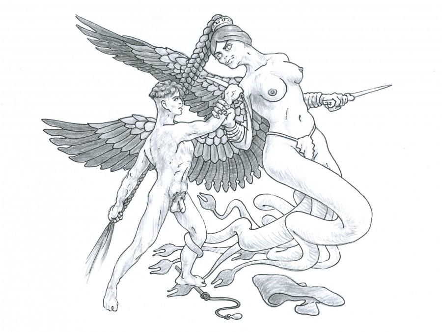 Добрыня и Змея