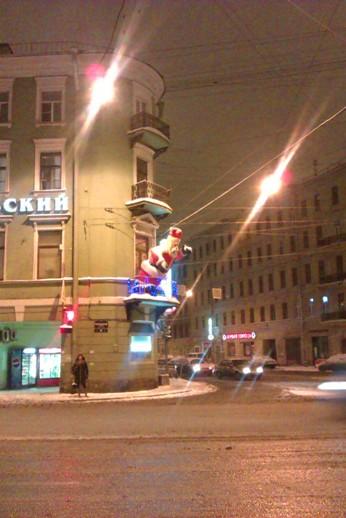 Санта-Клаус-2012