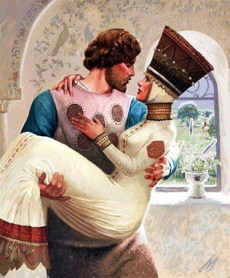 Про мужа и жену