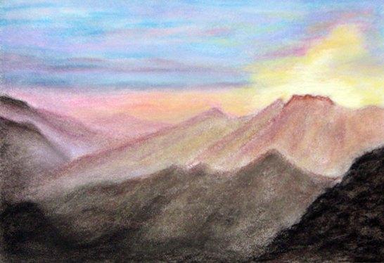 Горы для Велеслава