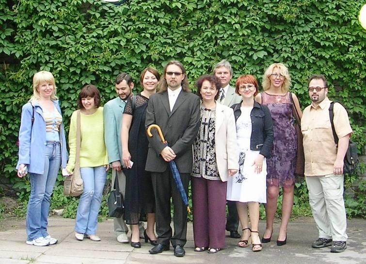Санкт-Петербург семинар 06.07