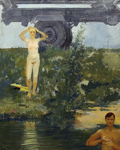 Сотворение Мира Пименов