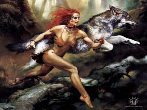Бегущая с волками-1