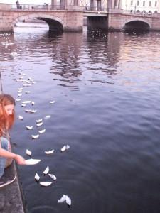 Фонтанка - река памяти