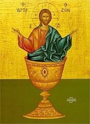 Христос виноградная лоза-1